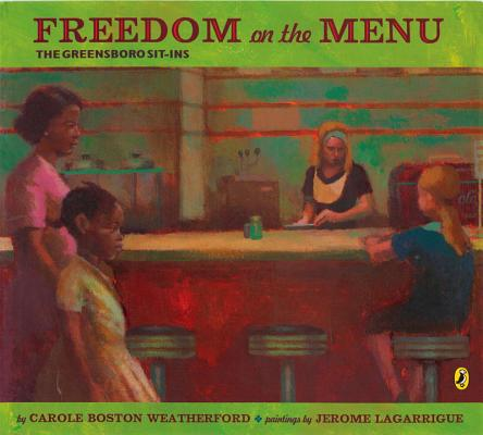 Freedom on the Menu: The Greensboro Sit-Ins Cover Image