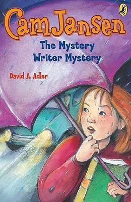 Cam Jansen: Cam Jansen and the Mystery Writer Mystery #27 Cover Image
