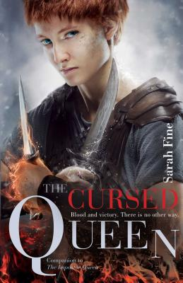 The Cursed Queen (The Impostor Queen #2) Cover Image