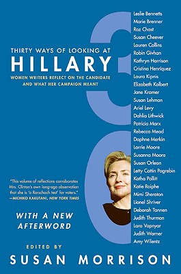 Thirty Ways of Looking at Hillary Cover