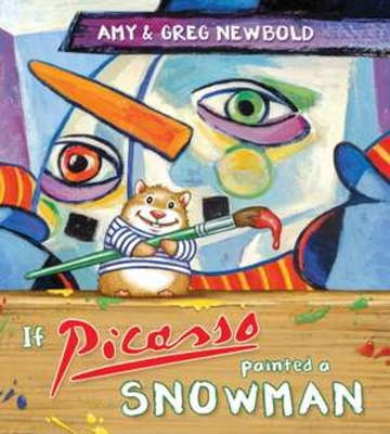 If Picasso Painted a Snowman Cover Image