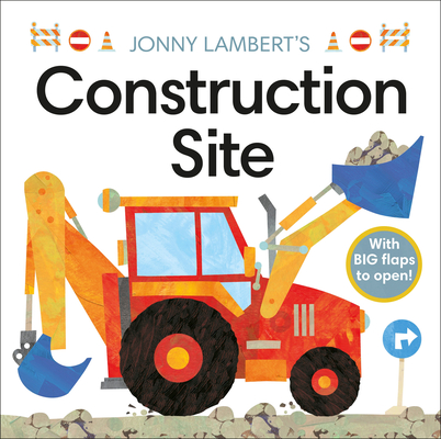 Jonny Lambert's Construction Site (Jonny Lambert Illustrated) Cover Image