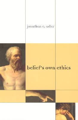 Belief's Own Ethics (Bradford Book) Cover Image
