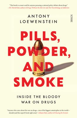 Cover for Pills, Powder, and Smoke