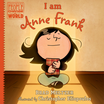 I am Anne Frank (Ordinary People Change the World) Cover Image