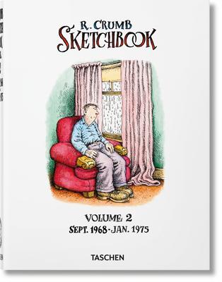 Robert Crumb. Sketchbook Vol. 2. 1968-1975 Cover Image