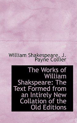 Cover for The Works of William Shakspeare
