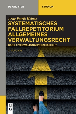 Verwaltungsprozessrecht (Vwgo) (de Gruyter Studium) Cover Image