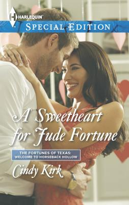 A Sweetheart for Jude Fortune Cover