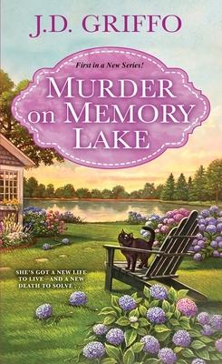 Murder on Memory Lake (A Ferrara Family Mystery #1) Cover Image