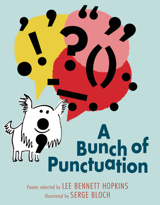 Cover for A Bunch of Punctuation