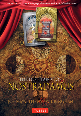 The Lost Tarot of Nostradamus Kit Cover Image