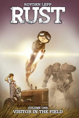 Rust Vol. 1: Visitor in the Field Cover Image