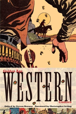 Golden Age Western Comics Cover