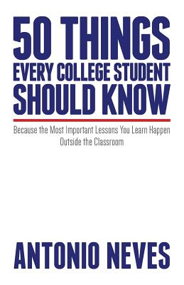 50 Things Every College Student Should Know Cover