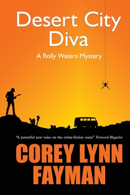 Desert City Diva: A Rolly Waters Mystery Cover Image