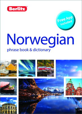 Berlitz Phrase Book & Dictionary Norwegian (Bilingual Dictionary) Cover Image