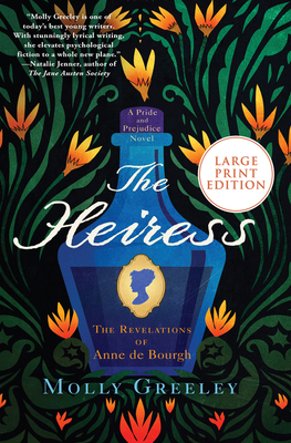 The Heiress: The Revelations of Anne de Bourgh Cover Image