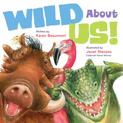 Wild about Us! Cover