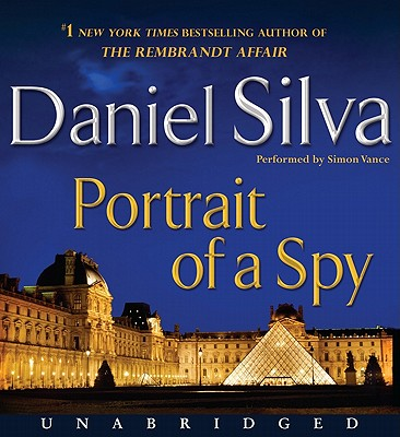 Portrait of a Spy: Portrait of a Spy Cover Image