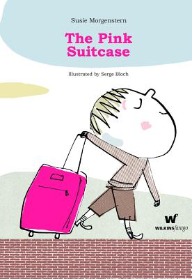 The Pink Suitcase Cover Image