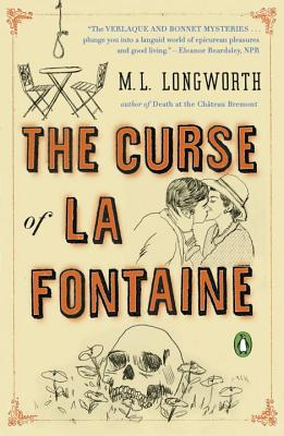 The Curse of La Fontaine Cover Image