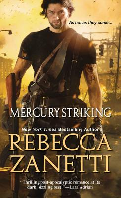 Mercury Striking (The Scorpius Syndrome #1) Cover Image