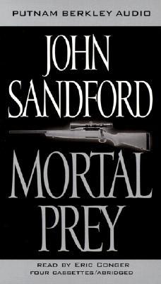 Mortal Prey Abridged Cassette Cover Image