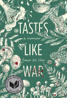 Tastes Like War: A Memoir Cover Image