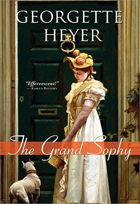 The Grand Sophy (Regency Romances #10) Cover Image