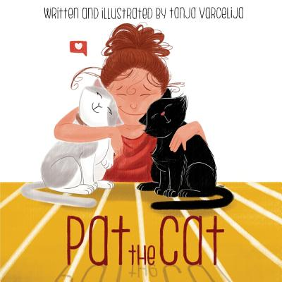 Pat the Cat: Educational kids book with cats Cover Image