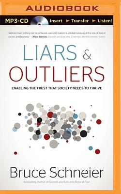 Cover for Liars & Outliers