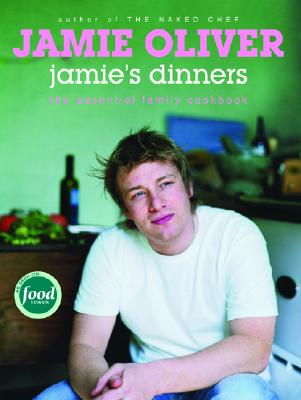 Jamie's Dinners Cover
