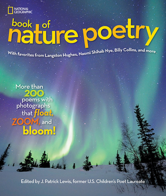 National Geographic Book of Nature Poetry Cover