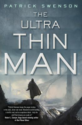 Cover for The Ultra Thin Man