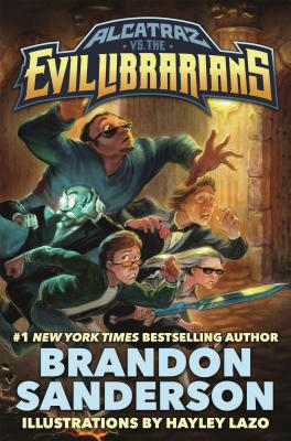 Alcatraz vs. the Evil Librarians (Alcatraz Versus the Evil Librarians #1) Cover Image
