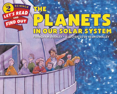 The Planets in Our Solar System (Let's-Read-and-Find-Out Science 2) Cover Image