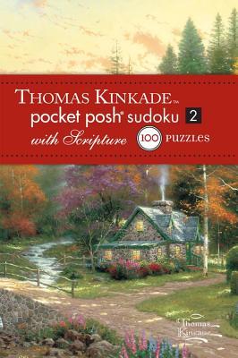 Cover for Thomas Kinkade Pocket Posh Sudoku 2 with Scripture