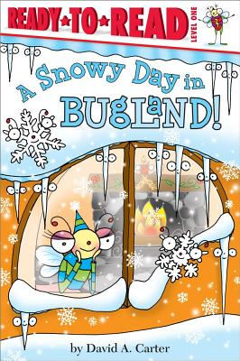 A Snowy Day in Bugland! Cover