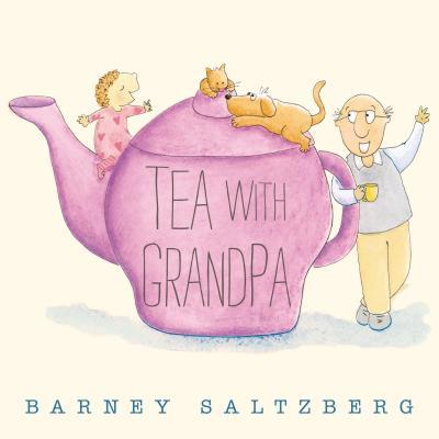 Tea with Grandpa Cover Image
