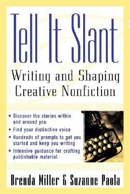 Cover for Tell It Slant Tell It Slant