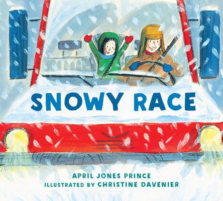Cover for Snowy Race