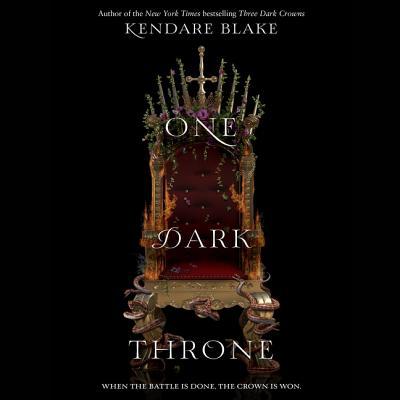 One Dark Throne Cover Image