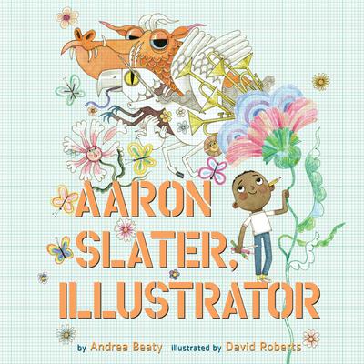 Aaron Slater, Illustrator Cover Image