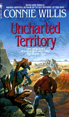 Uncharted Territory Cover