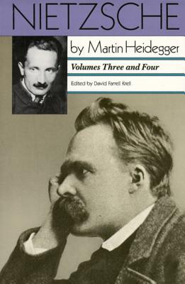 Nietzsche: Volumes Three and Four: Volumes Three and Four Cover Image
