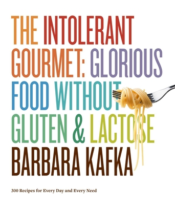 The Intolerant Gourmet Cover