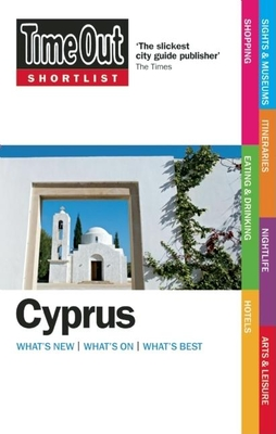 Time Out Shortlist Cyprus Cover