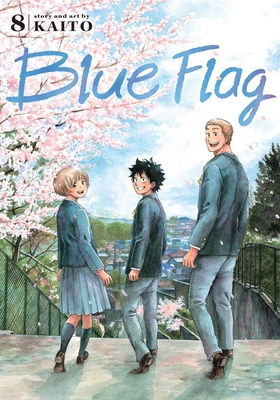 Cover for Blue Flag, Vol. 8