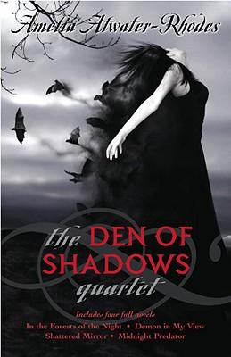 The Den of Shadows Quartet Cover